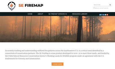 SE FireMap
