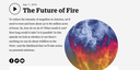 Outside Online-The Future of Fire