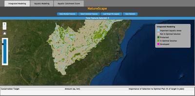 Naturescape Online Tool