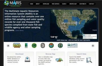 Multistate Aquatic Resources Information System (MARIS)