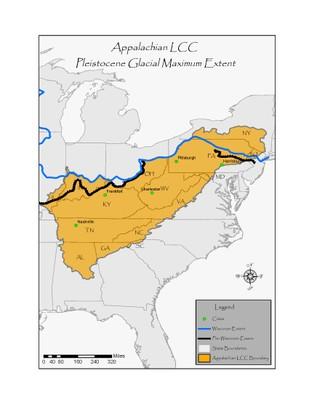 Glacial Extent