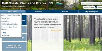 Gulf Coast Plain Ozarks LCC Conservation Planning Atlas