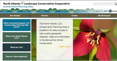 North Atlantic LCC Conservation Planning Atlas
