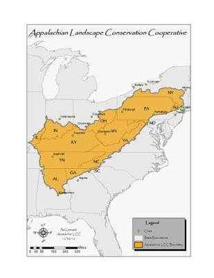 App LCC States Map