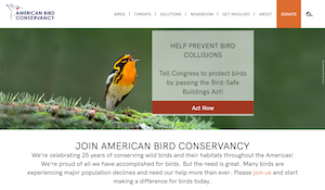 American Bird Conservancy