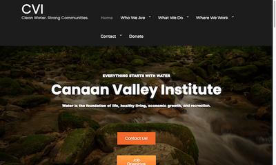 Canaan Valley Institute (CVI)