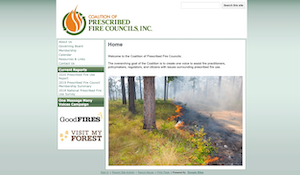 Coalition of Prescribed Fire Councils