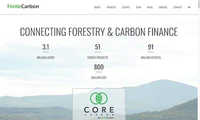Finite Carbon