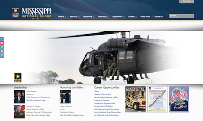 Mississippi Army National Guard