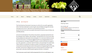 North American Sarracenia Conservancy