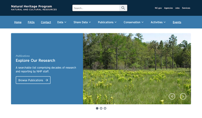 North Carolina Natural Heritage Program
