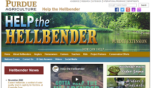 Purdue Agriculture Help the Hellbender