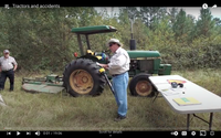 Tractors and accidents