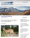 ConservationCorridor.org March 2020 Newsletter