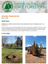 National Association of State Foresters Weekly Newsletter May 1 2020