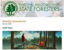 National Association of State Foresters Weekly Newsletter May 22, 2020