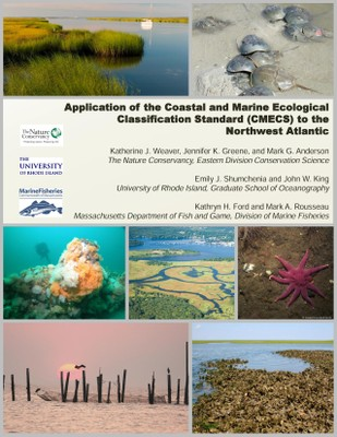 Coastal and Marine Ecological Classification Standards (CMECS) pilot studies
