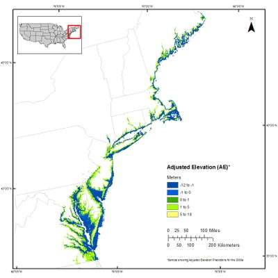 Decision Support Framework for Sea-level Rise Impacts