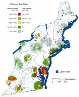 Important Migratory Landbird Stopover Sites